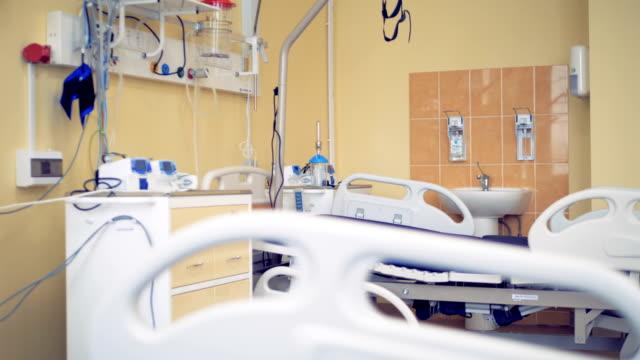 Equipo-especial-para-los-pacientes-en-una-sala-de-ICU-