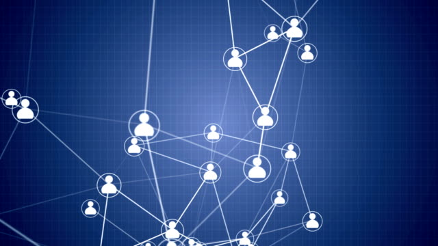 People-Social-network-Connection