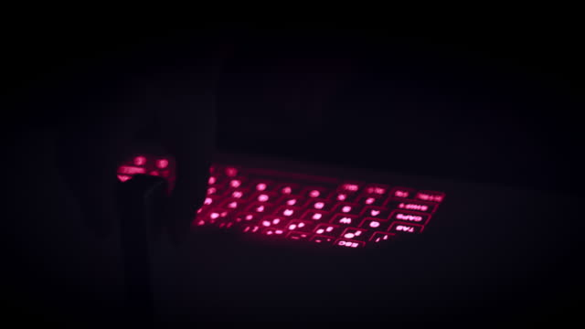 4K-Hands-Typing-on-Virtual-Laser-Projection-Keyboard