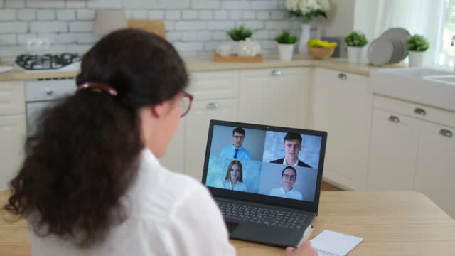 Online-working-distance-learning-video-call-chat-conference-webinar-call-webcam-meeting-concept
