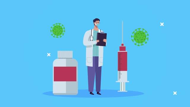 médico-profesional-con-covid19-vial-y-vacuna