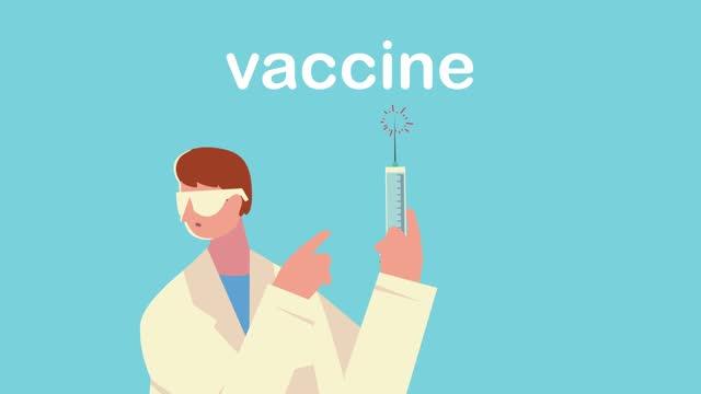 Ärzte-mit-Impfstofffläschchen-und-Spritze