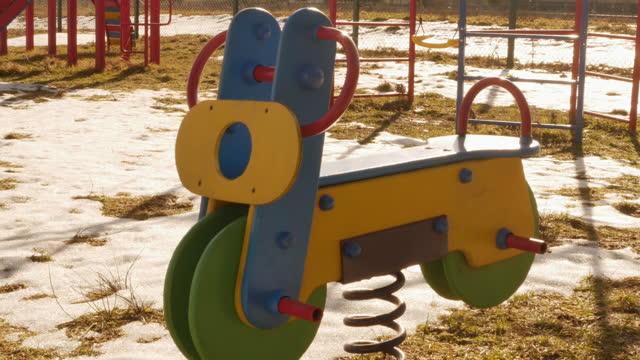 quarantine-concept-empty-playground-coronavirus-pandemic-concept