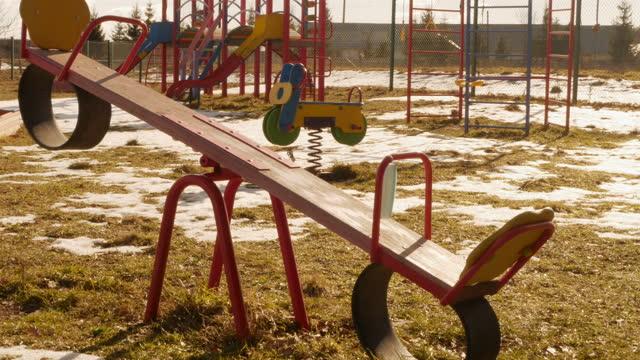 empty-swing-no-children-during-coronavirus-lockdown