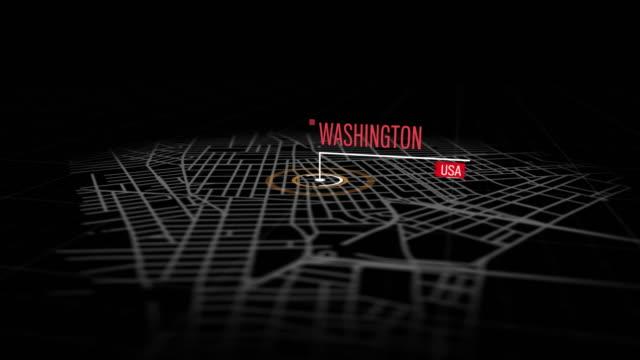 Locations-Washington-USA