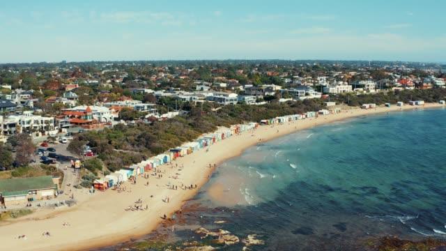 Brighton-Bathing-Boxes---Melbourne-Australia