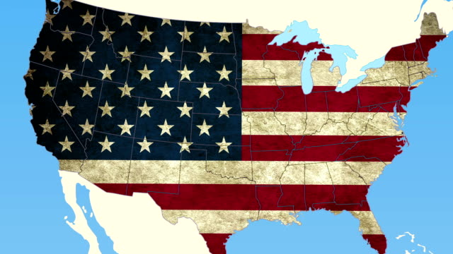 Georgia-pull-out-smooth-USA-map-all-states-available