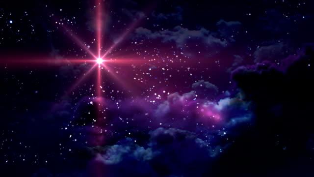 Red-Starry-Night