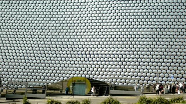 Futuristic-Department-Store-exterior---Birmingham-UK