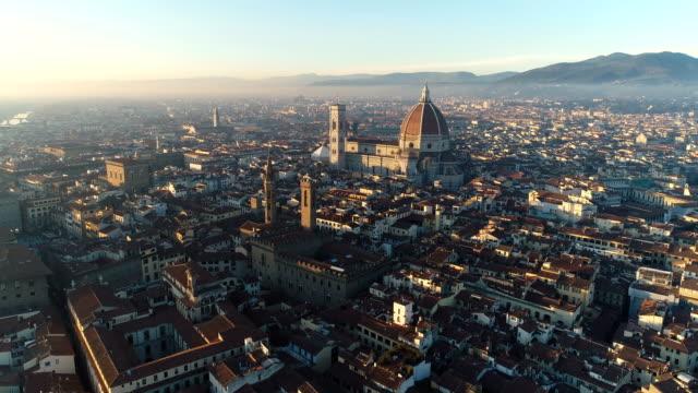 Florencia-|-ITA-|-Paisaje-aéreo-4K