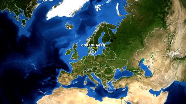 EARTH-ZOOM-IN-MAP---DENMARK-COPENHAGEN