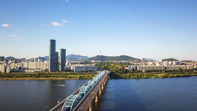 Aerial-hyperlapse-video-of-Seoul-City-South-Korea-Timelapse-4k