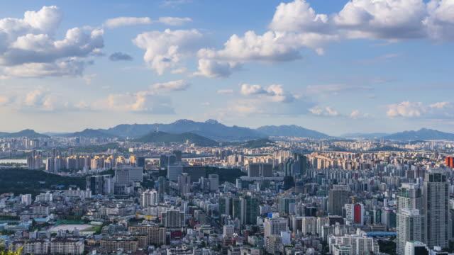 Timelapse-at-Seoul-City-Skyline-South-Korea