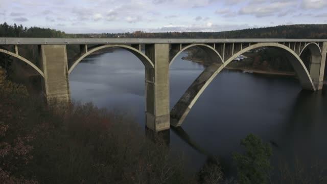 Concrete-bridge-over-river-Bridge-architecture-exterior-over-the-river-