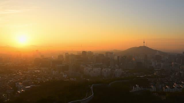 sunrise-of-Seoul-City-Skyline-South-Korea
