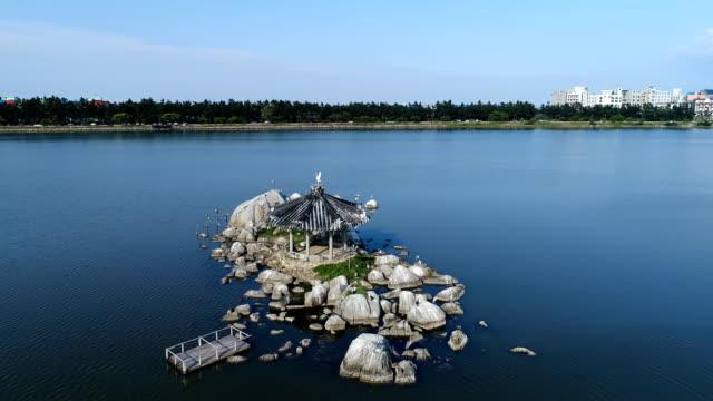 Gangneung-Gyeongpo-lago-y-mar