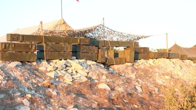 Mujahideen-Camp