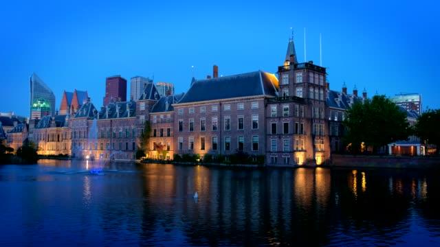 Hofvijver-Den-Haag