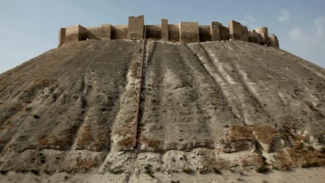 Syria---Aleppo-citadel