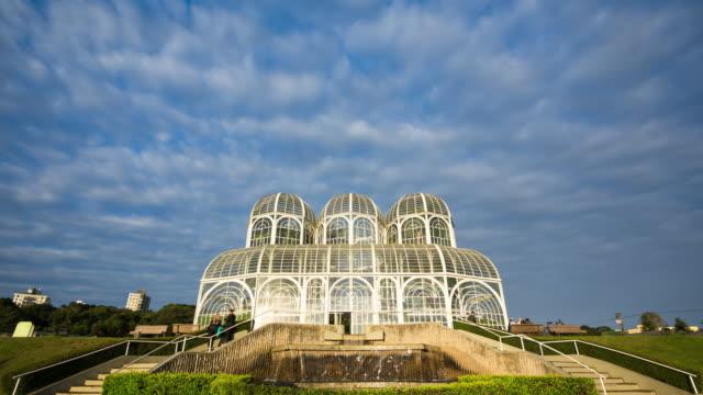 Timelapse-vista-de-los-jardines-botánicos-en-Curitiba-paraná-Brasil