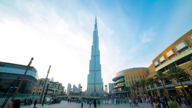 burj-khalifa-area-day-time-lapse
