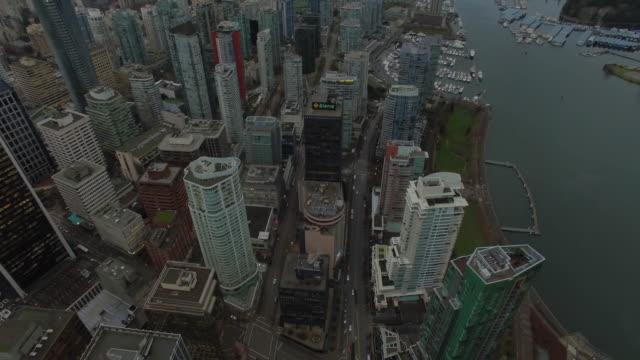 Vista-aérea-de-Canadá-Vancouver-BC