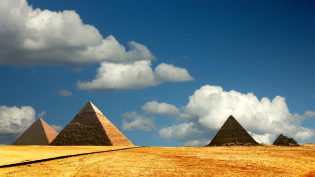 Ägypten-panorama-Pyramide-mit-hoher-Auflösung-Kairo