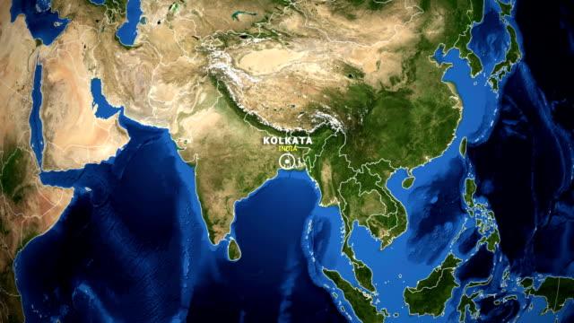 EARTH-ZOOM-IN-MAP---INDIA-KOLKATA