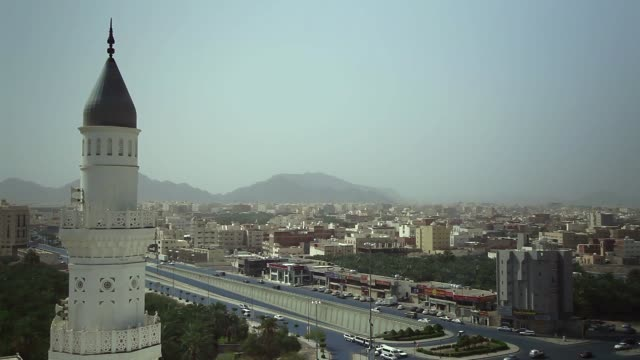 Mezquita-de-al-madina-al-monawara-Arabia-Saudita