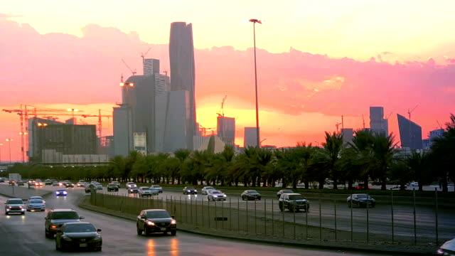 Highway-of-Riyadh