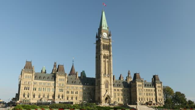 Edificio-del-Parlamento-de-Canadá-en-Ottawa-Ontario