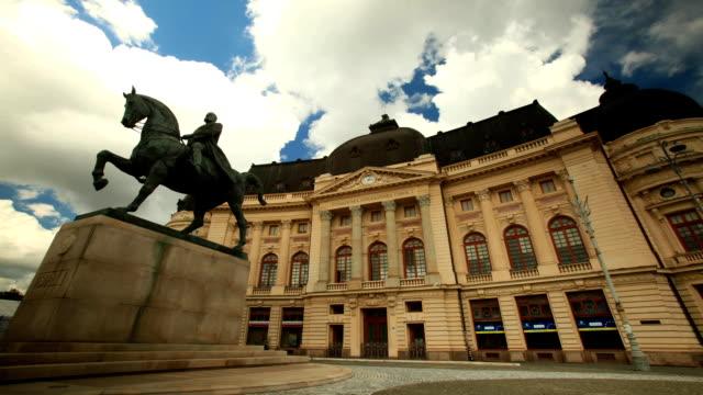 Statue-Of-King-Carol-I-Of-Romania