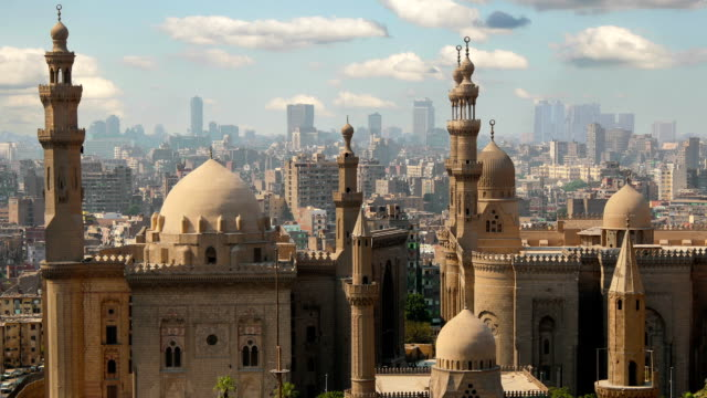 Cairo-Clouds-Egypt-Timelapse
