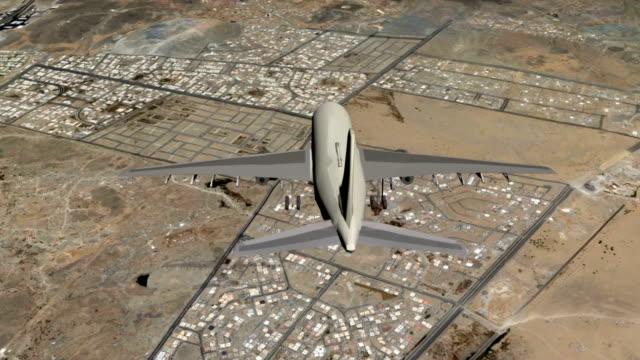 airplane-flight-from-jeddah-city-to-makkah-holy-city