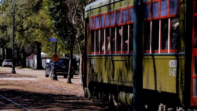 New-Orleans-Straßenbahn