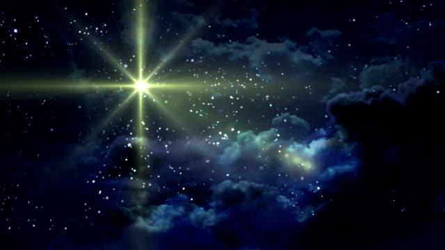 Gelbe-Sternennacht