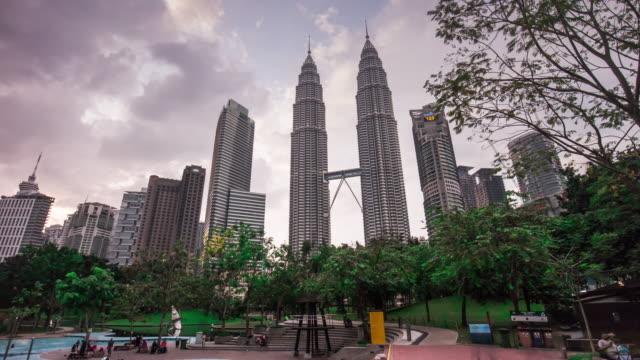 panorama-de-la-día-Malasia-KLCC-park-petronas-twin-towers-4-tiempo-k-caer-kuala-lumpur