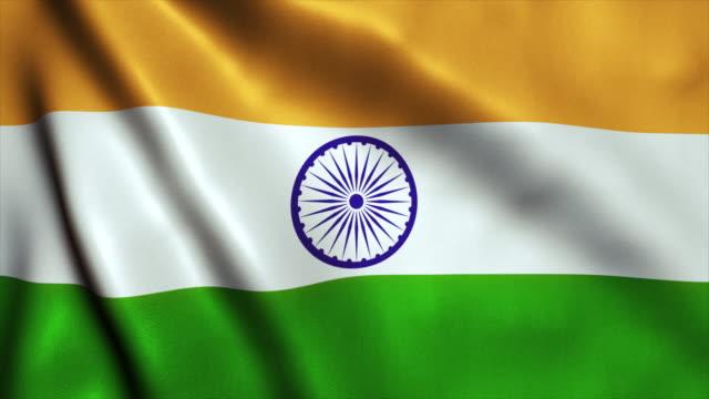India-Flag-Video-Loop---4K