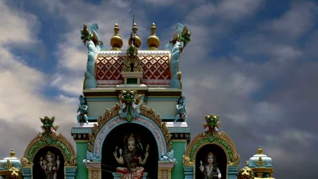 Templo-hindú-tradicional-sur-de-la-India-Kerala