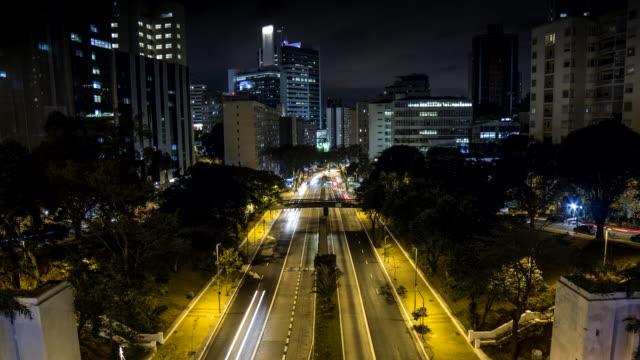 Avenida-9-de-Julho-São-Paulo-Night