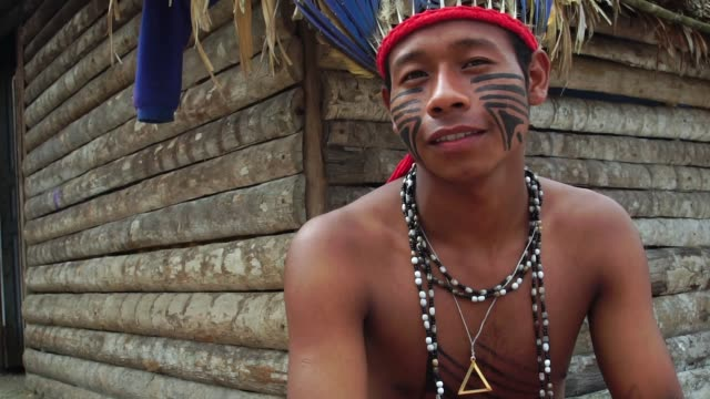 Native-Brazilian-Man-(Indio)-a-Indigenous-Tribe-in-Brazil