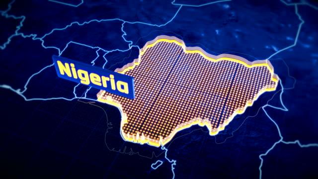 Nigeria-país-frontera-3D-visualización-de-esquema-del-mapa-moderno-viajes