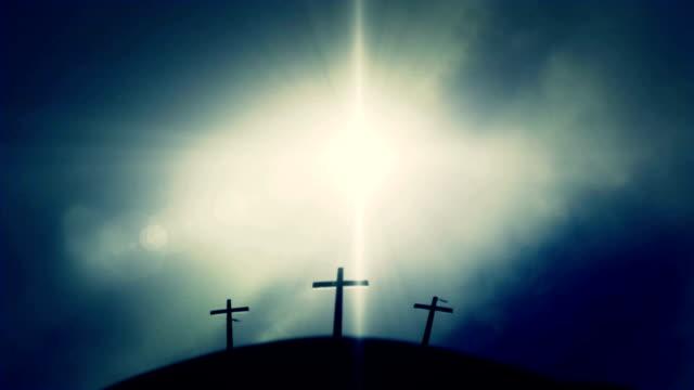 Crucifixion-of-Jesus-on-Golgotha-Mount-Calvary