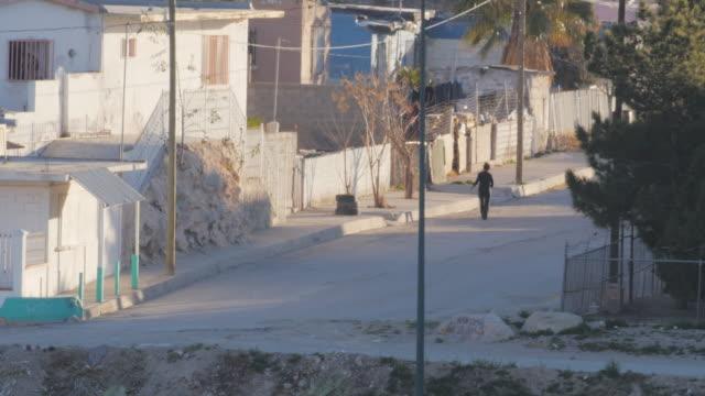 Caminar-en-las-calles-de-Ciudad-Juárez-México-