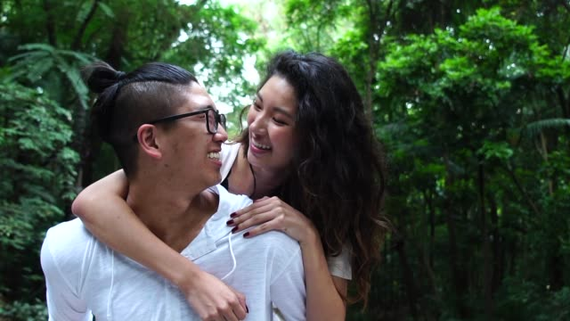 Asian-Couple-Enjoying-a-Day-at-the-Park