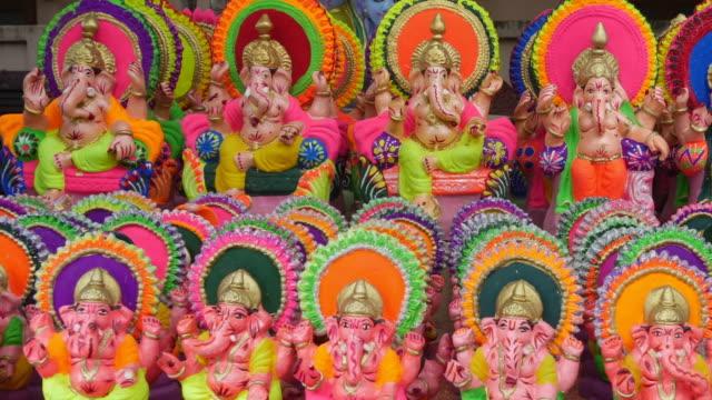 ídolo-hindú-Ganesha