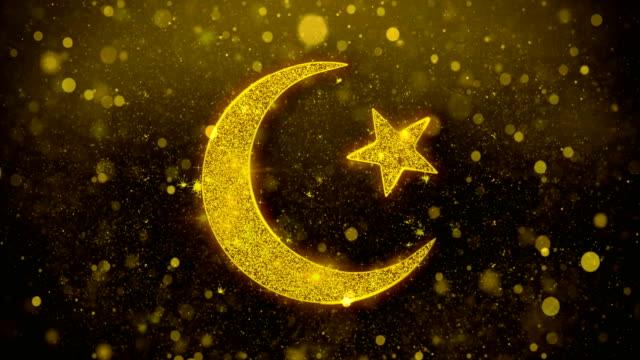 Stern-und-Halbmond-Symbol-Islam-Icon