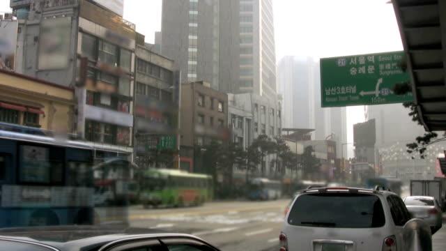 Busy-Myongdong-Seoul-South-Korea-(Time-Lapse)