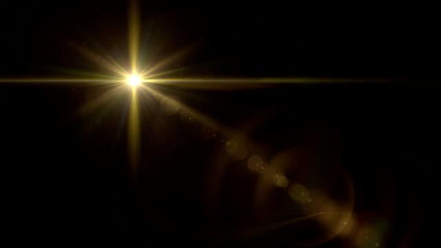 Glow-Star-cross-yellow-lens-flare