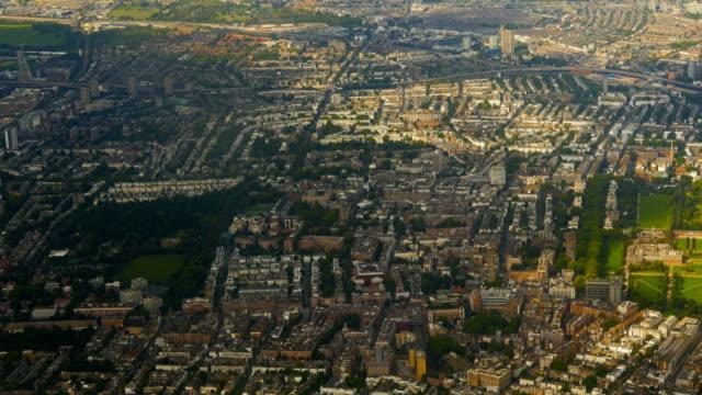 Vista-aérea-de-Londres-Inglaterra-Reino-Unido